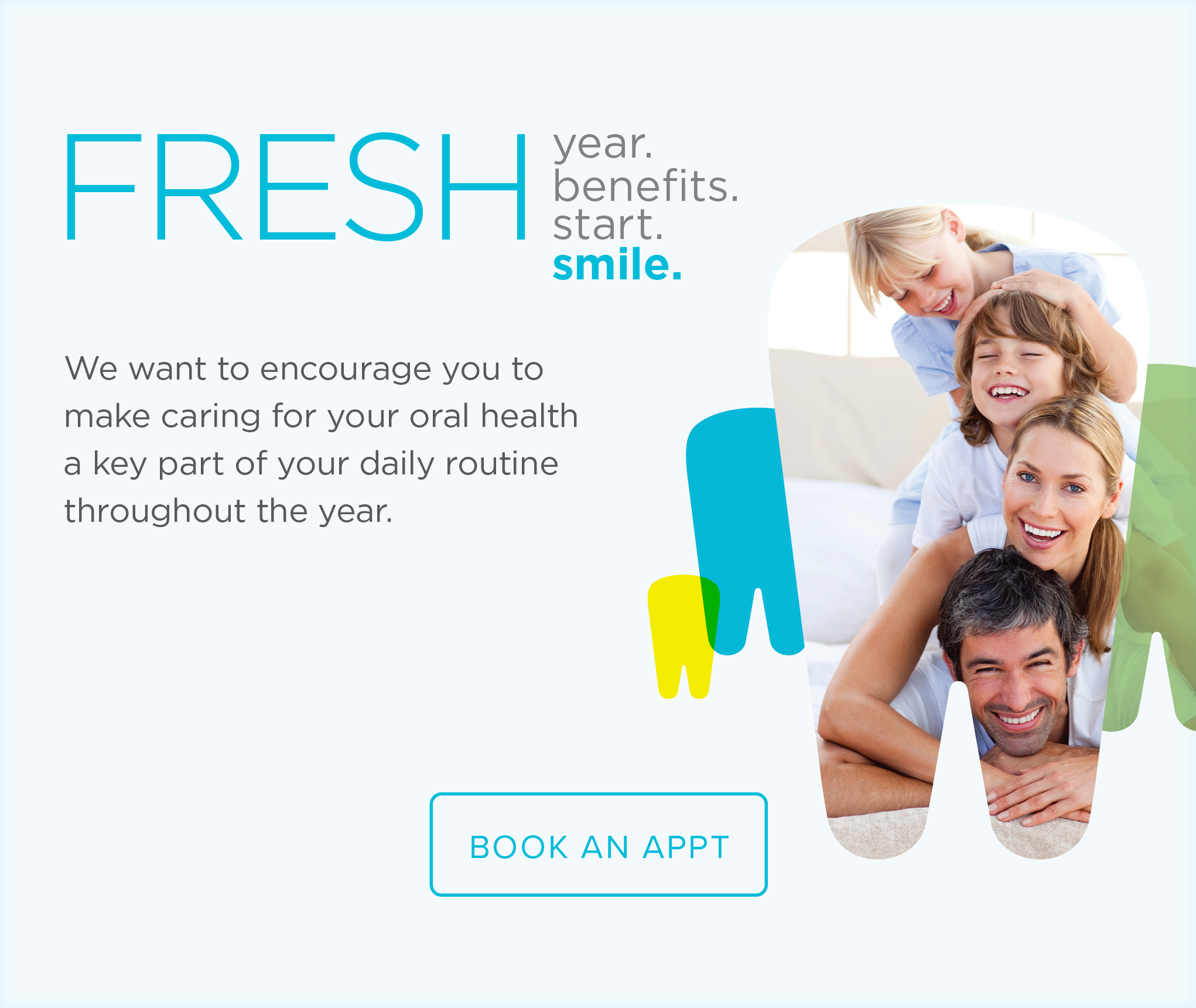 PCH Smiles Dentistry and Orthodontics - Make the Most of Your Benefits
